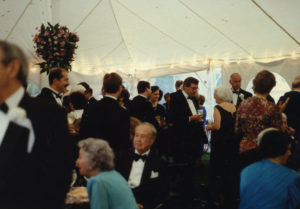 Black Tie Centennial Event at Eisenhower Farm