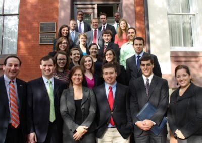 Eisenhower Institute Fellows