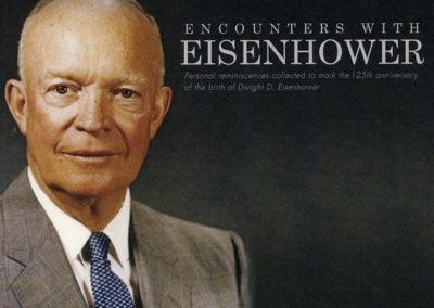 Encounters with Eisenhower